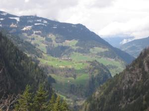 Green pastures of refreshment near Albertville